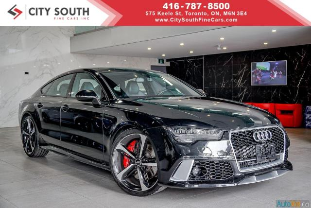 2016 Audi RS 7 RS7 - Approval->Bad Credit-No Problem