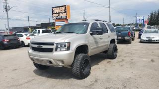Used 2007 Chevrolet Tahoe LT*LIFTED*WHEELS*LIGHTS*EXHAUST*LEATHER*INTAKE*AS for sale in London, ON