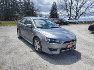 Used 2013 Mitsubishi Lancer 10TH ANNIVERSARY EDITION 1 OWNER CERTIFIED SUNROOF for sale in Stouffville, ON