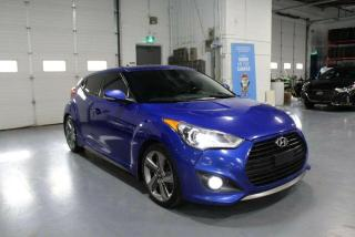 Used 2014 Hyundai Veloster Turbo for sale in North York, ON