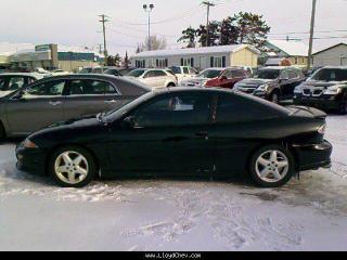 Used 1998 Chevrolet Cavalier Z24 for sale in Lloydminster, SK