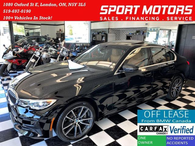 2019 BMW 3 Series 330i xDrive+3D Camera+LaneKeep+PDC+CLEAN CARFAX
