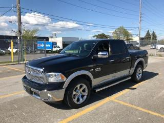 Used 2014 RAM 1500 Laramie LARAMIE EDITION, LOW MILEAGE, TWO OWNERS! for sale in Etobicoke, ON
