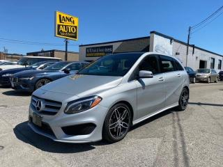 Used 2017 Mercedes-Benz B-Class Sports Tourer AMG PACKAGE, NO ACCIDENTS, ONE OWNER! for sale in Etobicoke, ON