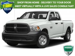 Used 2014 RAM 1500 ST | CLEAN CARFAX | VINYL BENCH SEATING | TRACTION CONTROL | 4WD | for sale in Barrie, ON