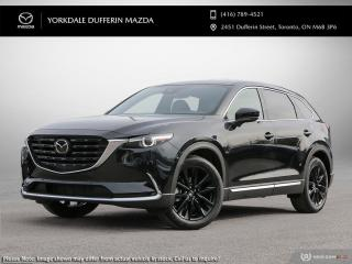 New 2021 Mazda CX-9 Kuro Edition for sale in York, ON