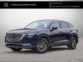 New 2021 Mazda CX-9 GS for sale in York, ON