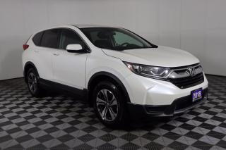 Used 2018 Honda CR-V LX 1 OWNER | HEATED SEATS | APPLE CARPLAY & ANDROID AUTO for sale in Huntsville, ON