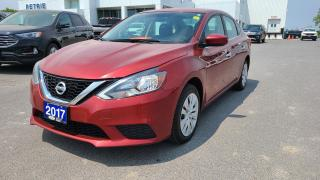 Used 2017 Nissan Sentra SV - SEAT HEAT, BLUETOOTH for sale in Kingston, ON