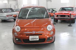 Used 2015 Fiat 500 Sport Hatchback for sale in North York, ON