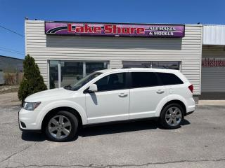 Used 2012 Dodge Journey SXT & Crew SXT BACK UP CAM for sale in Tilbury, ON