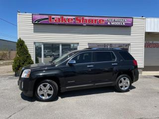 Used 2012 GMC Terrain SLT-2 LEATHER for sale in Tilbury, ON