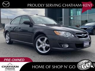 Used 2009 Subaru Legacy PZEV AWD With Moonroof for sale in Chatham, ON