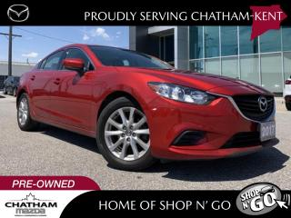Used 2017 Mazda MAZDA6 GS for sale in Chatham, ON