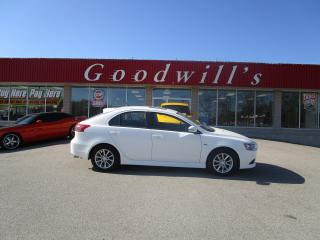Used 2015 Mitsubishi Lancer Sportback SPORTBACK SE! POWER SUNROOF! HEATED MIRRORS! for sale in Aylmer, ON