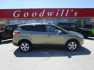 Used 2013 Ford Escape SE! NAVI! HEATED LEATHER SEATS! for sale in Aylmer, ON