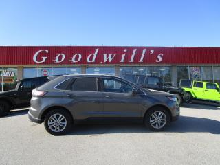 Used 2016 Ford Edge SEL! for sale in Aylmer, ON