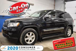Used 2011 Jeep Grand Cherokee 5.7L HEMI | HEATED/COOLED SEATS | AIR SUSPENSION | for sale in Ottawa, ON