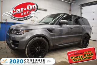 Used 2015 Land Rover Range Rover Sport HSE | 21'' ALLOYS | PANORAMIC SUNROOF | PARK ASSIS for sale in Ottawa, ON