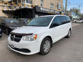 Used 2016 Dodge Grand Caravan 4dr Wgn SXT for sale in Scarborough, ON