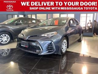 Used 2017 Toyota Corolla SE Base for sale in Mississauga, ON
