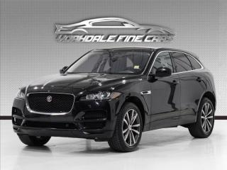 Used 2018 Jaguar F-PACE 35t AWD Prestige *Ltd Avail* for sale in Concord, ON