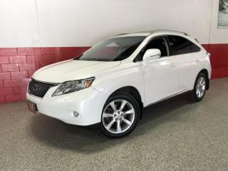 Used 2011 Lexus RX 350 ULTRA PREMIUM NAVI CAMERA POWER TAILGATE SUNROOF PUSH S for sale in North York, ON