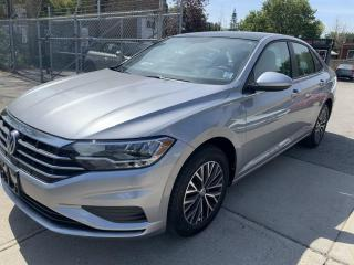Used 2020 Volkswagen Jetta Highline auto for sale in Hamilton, ON