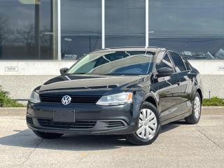 Used 2012 Volkswagen Jetta Sedan A/C|HEATED SEATS|NO ACCIDENTS for sale in Mississauga, ON