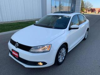 Used 2012 Volkswagen Jetta Sedan 4dr 2.0L Auto Comfortline for sale in Mississauga, ON