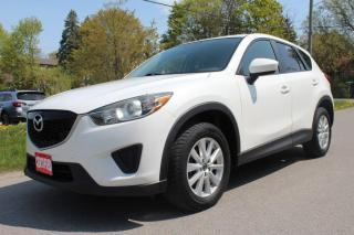 Used 2013 Mazda CX-5 AWD, Bluetooth, Power Windows, Accident Free for sale in King City, ON