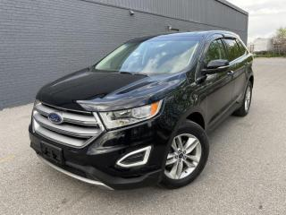 Used 2017 Ford Edge 4DR Sel AWD for sale in North York, ON