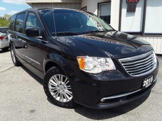 Used 2015 Chrysler Town & Country Touring-L - LEATHER! NAV! BACK-UP CAM! DVD! SUNROOF! for sale in Kitchener, ON