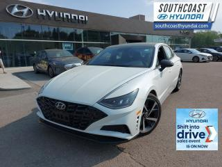 New 2021 Hyundai Sonata 1.6T Sport  - Sunroof -  Heated Seats - $207 B/W for sale in Simcoe, ON