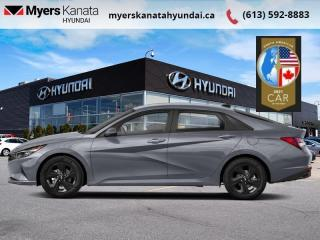 New 2021 Hyundai Elantra Preferred w/Sun & Tech Package IVT  - $172 B/W for sale in Kanata, ON