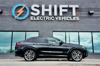 Used 2019 BMW X4 M40i HARMAN KARDON SOUND, CARFAX CLEAN! for sale in Oakville, ON