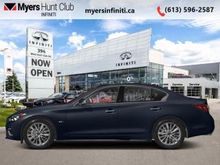 New 2021 Infiniti Q50 Essential Tech  - Sunroof -  Heated Seats for sale in Ottawa, ON
