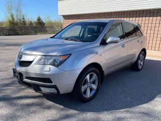 Used 2013 Acura MDX NO ACCIDENTS | AWD for sale in Barrie, ON
