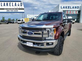 Used 2017 Ford F-250 Super Duty Lariat  - Leather Seats - $546 B/W for sale in Prince Albert, SK