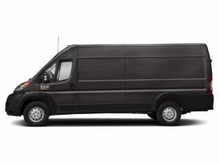 New 2021 RAM ProMaster Cargo 3500 High Roof Ext 159 for sale in Surrey, BC