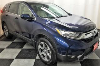 Used 2017 Honda CR-V EX-L - Clean CarFax, One Owner for sale in Cornwall, ON