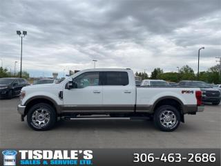 New 2021 Ford F-350 Super Duty King Ranch  - 710A Order Code for sale in Kindersley, SK