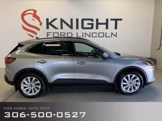New 2021 Ford Escape Titanium Hybrid for sale in Moose Jaw, SK