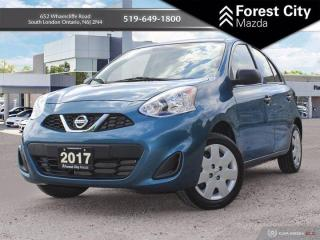 Used 2017 Nissan Micra ( ONE OWNER CLEAN CARFAX ) for sale in London, ON