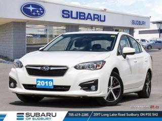 Used 2019 Subaru Impreza Touring for sale in Sudbury, ON