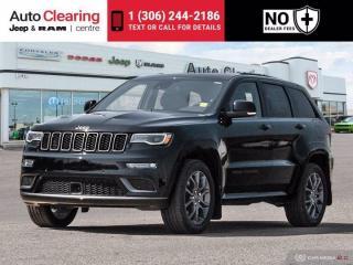 New 2021 Jeep Grand Cherokee High Altitude for sale in Saskatoon, SK