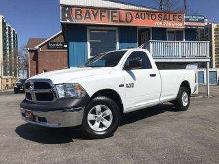 Used 2017 RAM 1500 SXT Reg Cab 4x4 **5.7L HEMI/Power Group** for sale in Barrie, ON