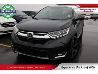 Used 2019 Honda CR-V Touring   CVT   Navigation for sale in Whitby, ON