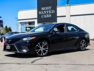 Used 2018 Toyota Camry SE|LEATHER|BLIND SPOT|SUNROOF|CAMERA for sale in Kitchener, ON