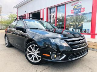 Used 2012 Ford Fusion SEL AWD for sale in Regina, SK